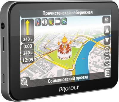 GPS навигатор Prology iMap-515Mi - общий вид