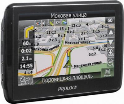 GPS навигатор Prology iMap-534BT - общий вид