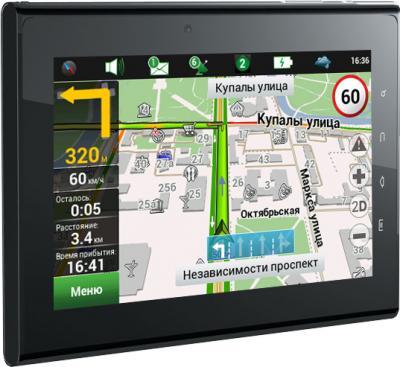 GPS навигатор Prology iMap-7000Tab - общий вид