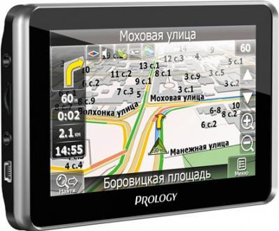 GPS навигатор Prology iMap-580TR - общий вид