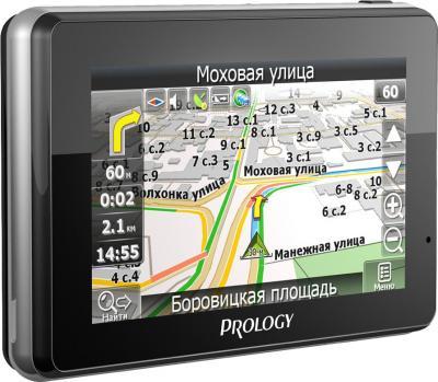 GPS навигатор Prology iMap-540S - общий вид