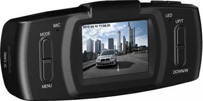 Автомобильный видеорегистратор Prology iREG-5000HD - дисплей