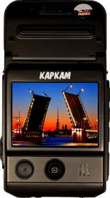 Автомобильный видеорегистратор КАРКАМ Q2 - дисплей