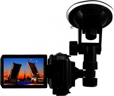 Автомобильный видеорегистратор КАРКАМ QX2 - дисплей