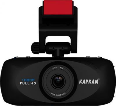 Автомобильный видеорегистратор КАРКАМ QL3 - фронтальный вид
