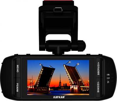 Автомобильный видеорегистратор КАРКАМ QL3 - дисплей
