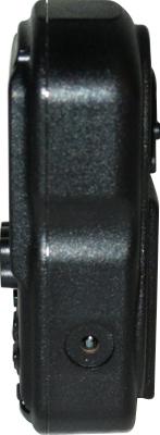 Автомобильный видеорегистратор КАРКАМ Q4 Lite - вид сбоку