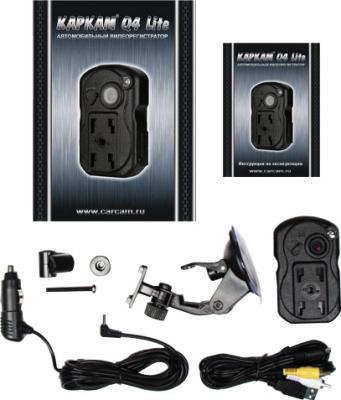 Автомобильный видеорегистратор КАРКАМ Q4 Lite - комплектация