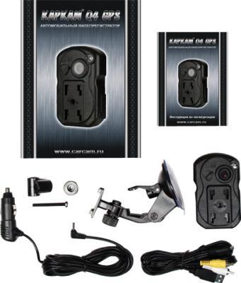 Автомобильный видеорегистратор КАРКАМ Q4 - комплектация