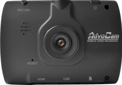 Автомобильный видеорегистратор AdvoCam FD1 - фронтальный вид