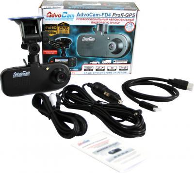 Автомобильный видеорегистратор AdvoCam FD4 Profi-GPS - комплектация