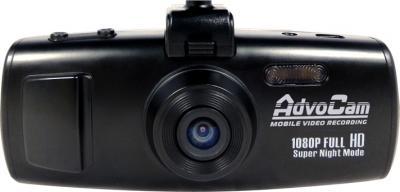 Автомобильный видеорегистратор AdvoCam FD5 Profi-GPS - фронтальный вид