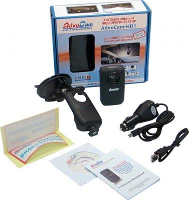 Автомобильный видеорегистратор AdvoCam HD1 - комплектация
