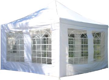 Тент-шатер Garden4you 11814 - общий вид