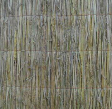 Изгородь декоративная Sundays 5730 (из рисовой соломы) - общий вид