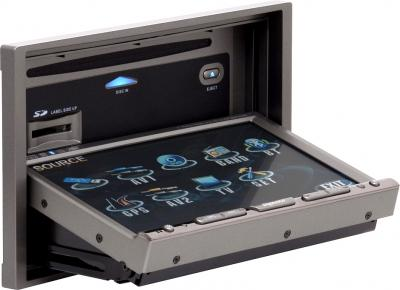 Автомагнитола Prology MDN-2740T - вид с дисплеем