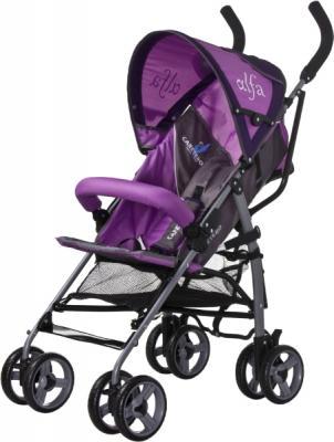 Детская прогулочная коляска Caretero Alfa (Rose) - общий вид