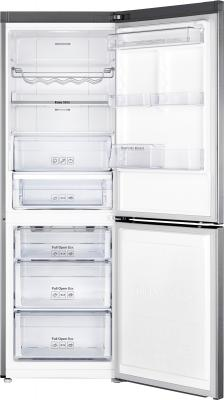 Холодильник с морозильником Samsung RB29FERNCSA/WT - внутренний вид