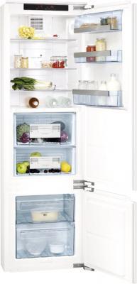 Холодильник с морозильником AEG SCZ71800F0 - общий вид