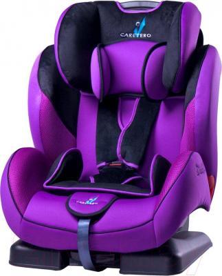 Автокресло Caretero Diablo XL (фиолетовый) - общий вид