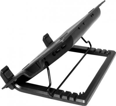 Подставка для ноутбука Media-Tech Heat Buster 4 MT2658 - вид сбоку