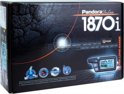 Автосигнализация Pandora DeLuxe 1870i - коробка