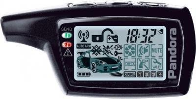 Автосигнализация Pandora DXL 3500 - брелок с двусторонней связью