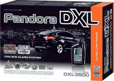 Автосигнализация Pandora DXL 3500 - коробка