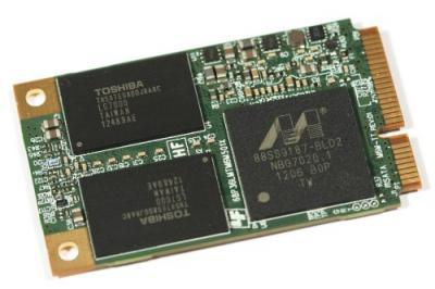 SSD диск Plextor M5M 64GB (PX-64M5M) - общий вид