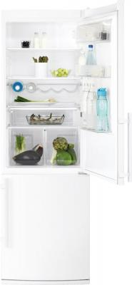 Холодильник с морозильником Electrolux EN3601AOW - общий вид
