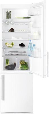 Холодильник с морозильником Electrolux EN4001AOW - общий вид