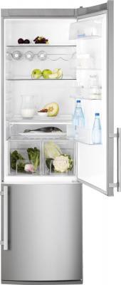 Холодильник с морозильником Electrolux EN4001AOX - общий вид