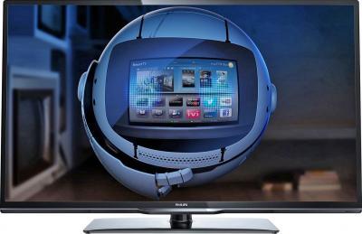 Телевизор Philips 32PFL3208T/60 - фронтальный вид
