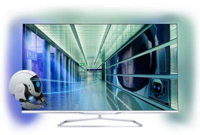 Телевизор Philips 42PFL7108S/60 - общий вид