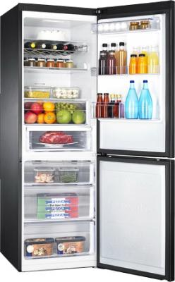 Холодильник с морозильником Samsung RB31FERNCBC/WT - общий вид