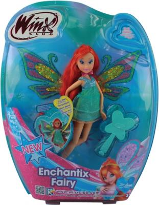 "Кукла Witty Toys Winx Club ""Сила Энчантикс"" Блум (Bloom) - упаковка"