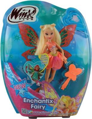 "Кукла Witty Toys Winx Club ""Сила Энчантикс"" Стелла (Stella) - упаковка"