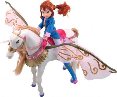 Кукла Witty Toys Winx Club Блум и единорог Пег - общий вид