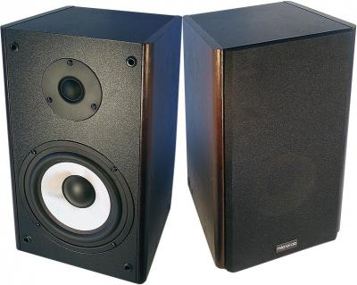Мультимедиа акустика Microlab Solo 2 Wood (SOLO2-3154) - общий вид