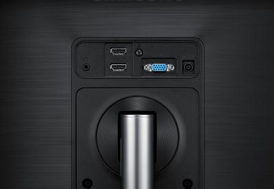 Монитор Samsung S27C750P (LS27C750PSA/CI) - разъемы