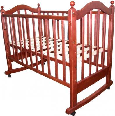 Детская кроватка РИО Вероника (Вишня) - общий вид