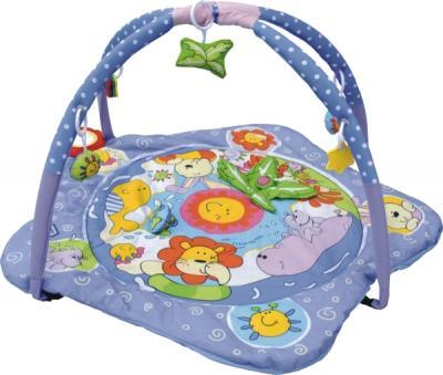 Игровой коврик Baby Mix ТК/3125С (океан) - общий вид
