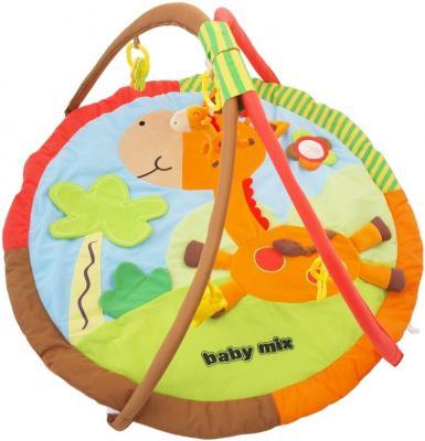 Развивающий коврик Baby Mix ТК/3286С (жирафик) - общий вид