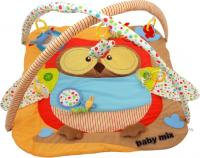 Развивающий коврик Baby Mix ТК/3300С (совенок) -