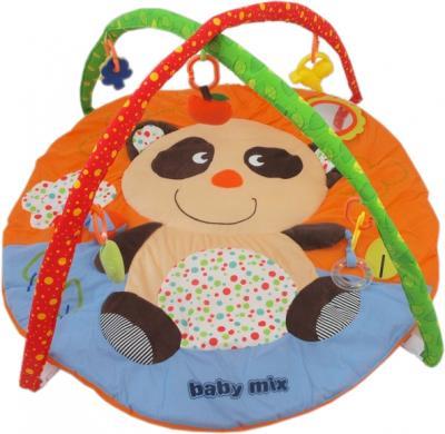 Развивающий коврик Baby Mix ТК/3301С (панда) - общий вид