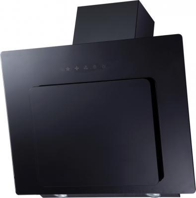 Вытяжка декоративная Backer AH60E-L6 (60, черное стекло) - общий вид