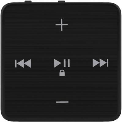 MP3-плеер TeXet T-2 (4Gb) Black - вид спереди