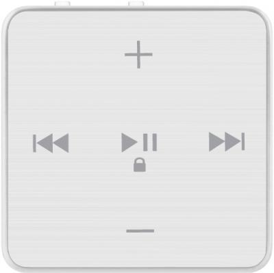 MP3-плеер TeXet T-2 (4Gb) Silver - вид спереди