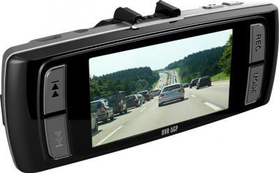 Автомобильный видеорегистратор TeXet DVR-5GP - дисплей