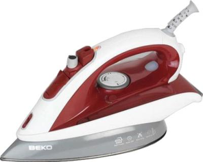 Утюг Beko BKK 2140 White-Red - общий вид